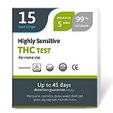 Hochsensibles Marihuana THC Test-Kit - Medizinisch...