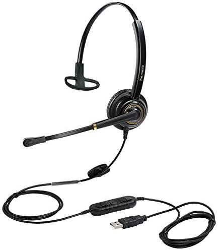 Top 10 Best usb headphones with microphone for computer Reviews