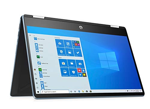 HP Pavilion 14 Inch FHD Widescreen LED Touch Screen Laptop | Intel Core i5-1035G1 | 8GB DDR4 | 256GB SSD | Intel UHD Graphics | Windows 10 Home | Cloud Blue