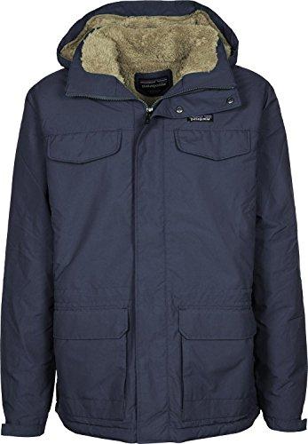 Patagonia Herren M's Isthmus Parka Jacket, Navy Blue, XL