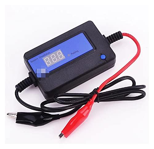 CML Ajuste para el Carrito de Golf Desulfador de la batería Desulfador 12 24 36 48 Volt Baterías Auto Pulse 200Ah