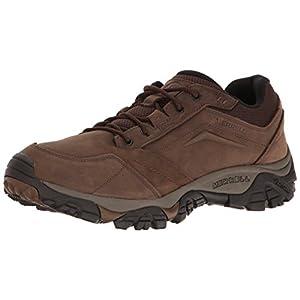 Merrell Men's Moab Adventure LACE Hiking Shoe, Dark Earth, 10.5