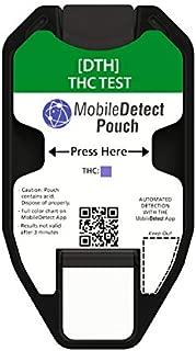 THC Surface Residue/Vape Oil (Pouch) Drug Test