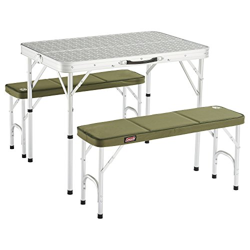 Coleman 205584 campingtafel Pack-Away Table for 4 (90 x 60 x 70/40 cm)