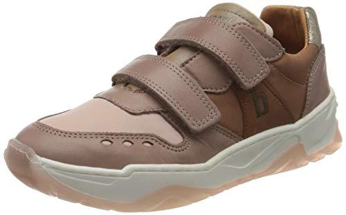 Bisgaard lauge Velcro Shoe, Praline, 31 EU