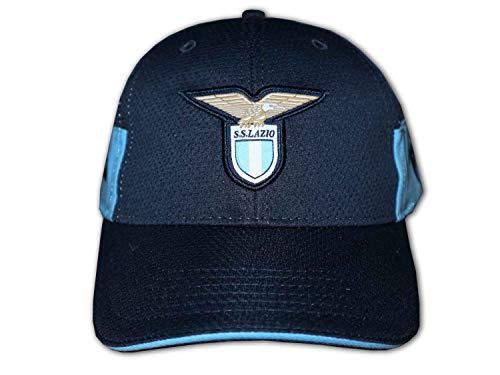 Macron Lazio Rom Basecap dunkelblau SSL Lazio Fan Cap Fanartikel Serie A Kappe