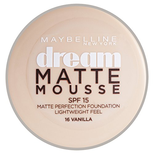 Dream matt Mousse 16 Vanille