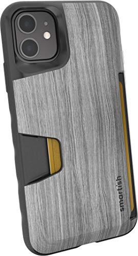 Smartish iPhone 11 Wallet Case - Wallet Slayer Vol. 1 [Slim + Protective] Credit Card Holder (Silk) - Chef's Special