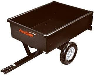 Precision LDT1002B Dump Cart, 10-Cu.Ft. - Quantity 6