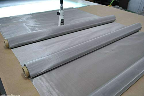 100 micron stainless steel mesh - 7