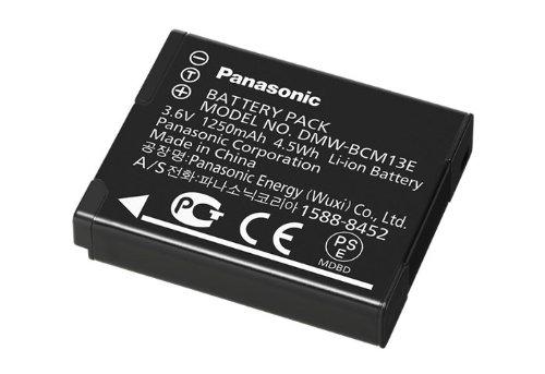 Panasonic Lumix DMW-BCM13- Batería Oficial para Cámaras Panasonic Lumix (Serie TZ57/60/70)