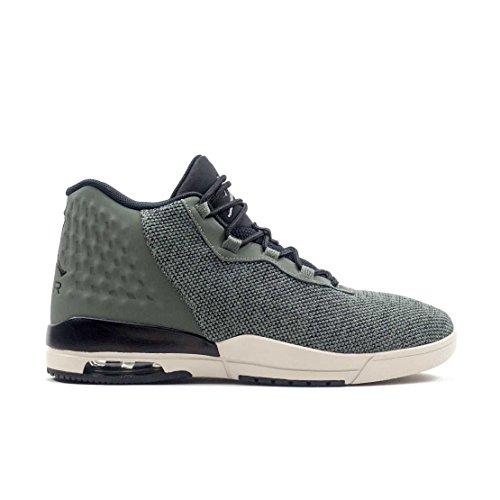 Jordan Schuhe – Academy grau/schwarz/weiß Größe: 41