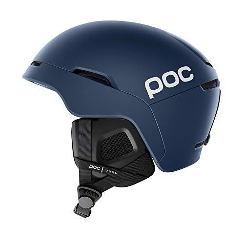 POC Obex Spin Ski-und Snowboardhelm mit robuster ABC Deckschale und POC Spin