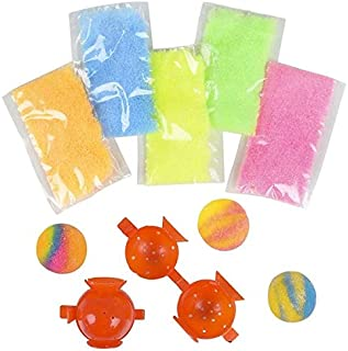 Rhode Island Novelty Make Your own Bouncy Ball Kits, 8 Kits Total