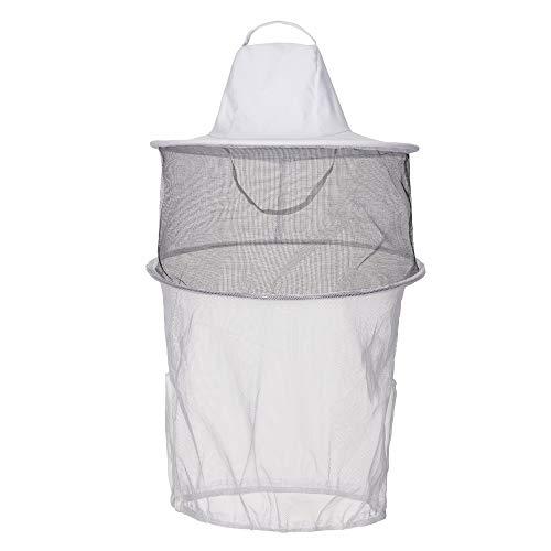 Exner 618 - Imkerhut mit belüftetem Netz Artikel 100% Baumwolle (Imker), Farbe weiß, Größe Größe I