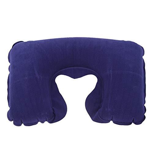 U/K RomanUförmige Aufblasbare Nackenstütze Tragbare Falten Reisekissen Kopfstütze Kissen Unterstützung Für Flugzeug Auto Reisen Kreative und Nützliche