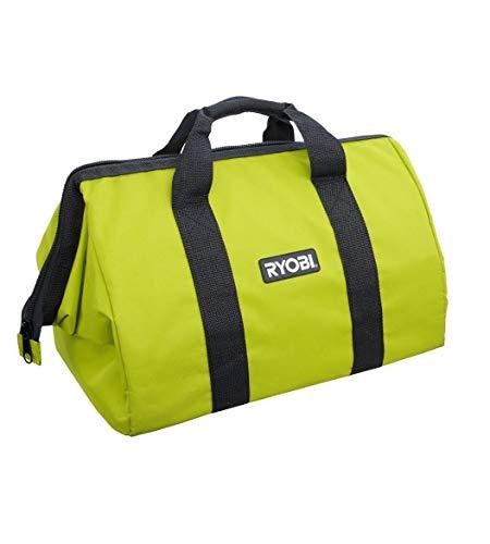 New Ryobi 18' x 12' x 12' Contractors Heavy Duty Green Tool Bag