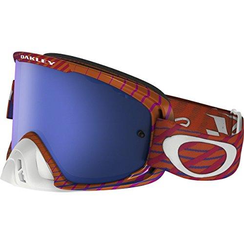 Oakley O2 MX TLD Collection - Gafas de sol para motocicleta para adultos, talla única