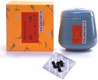 日本香堂 練香 黒方(くろぼう) 壺