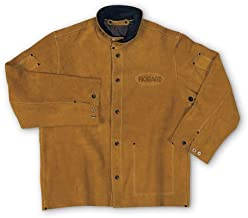 Hobart 770488 Leather Welding Jacket - L