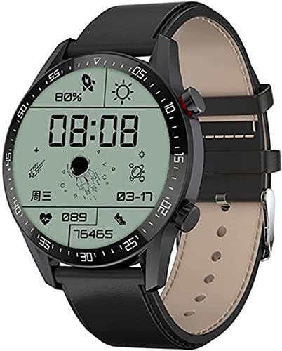 Reloj inteligente SK7 Hombres Mujeres Bluetooth Smartwatch Fitness Tracking Sports Pulsera-A