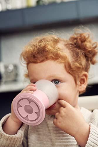 『ベビービョルン 【日本正規品保証付】 ベビーディナーセット パウダーピンク』のトップ画像