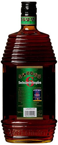 Sechsämtertropfen Kräuterlikör - 2