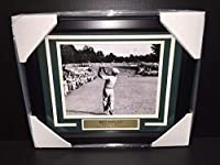 Ben Hogan Famous 1 One Iron Shot 1950 Us Open Champion Framed 8x10 Photo - Golf Plaques and Collages