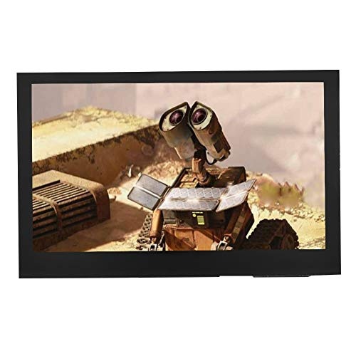 TFT-touchscreen, 4,3 inch 800 x 480 LCD-IPS-display-touchscreen, 800 x 480 hardware-resolutie, voor 3B + 2B Raspberry Pi, ondersteuning voor Windows 10/8.1/8/7