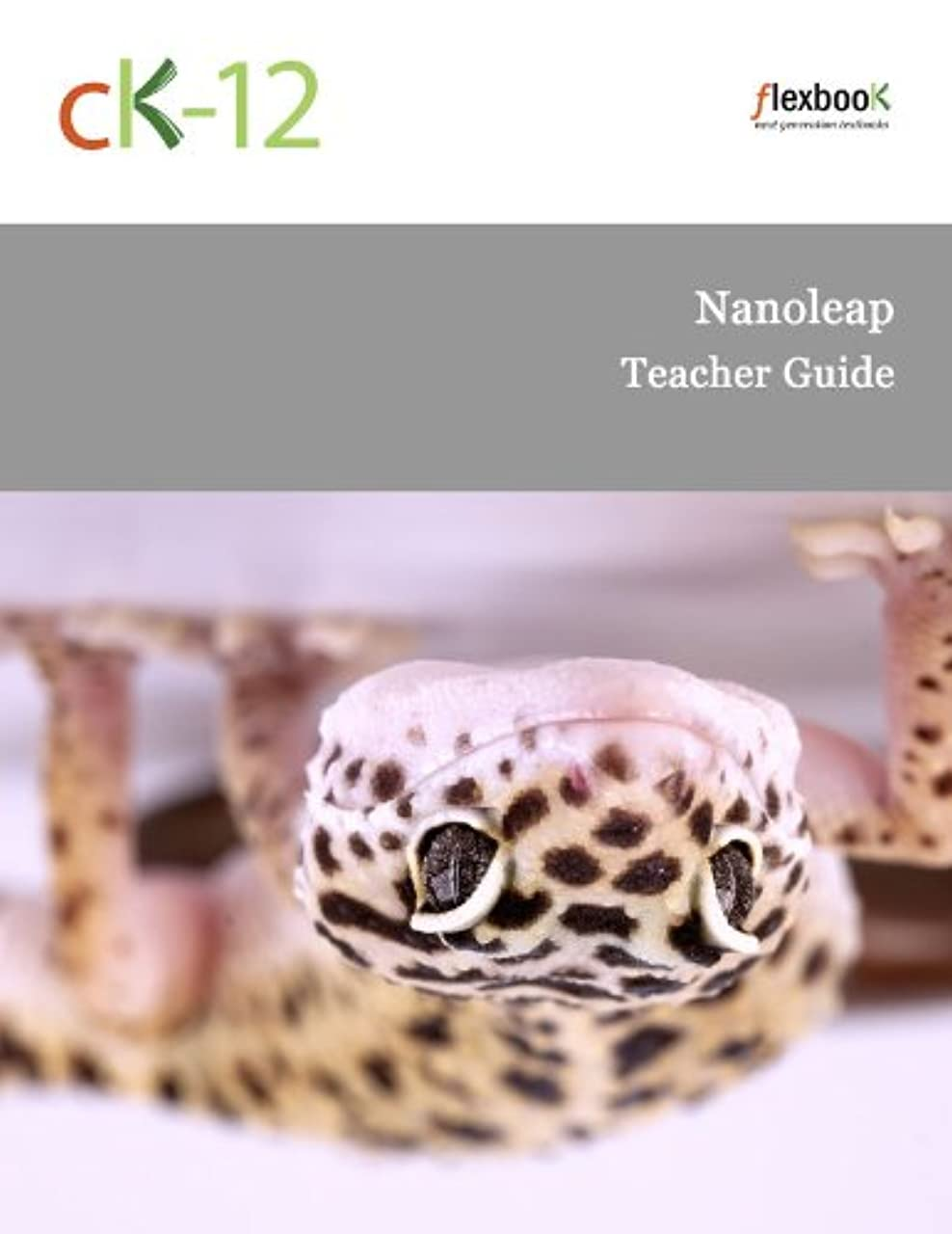 分布カッター規範Nanoleap Teacher Guide (English Edition)