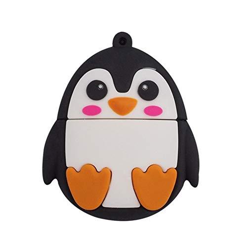 Demarkt Memoria USB 2.0 de 512 MB, diseño de pingüino
