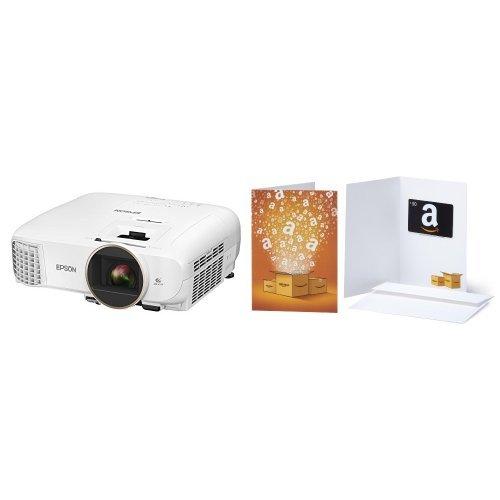 Epson Home Cinema 2150 Wireless 1080p Miracast, 3LCD projector & $50 Amazon.com Gift Card