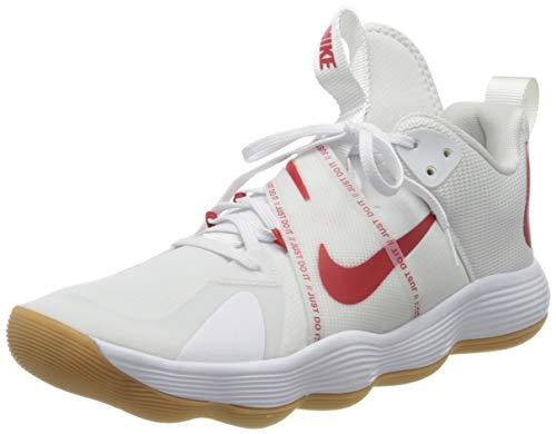 Nike CI2955-160_47,5, Scarpe da pallavolo Uomo, Bianco, 47.5 EU