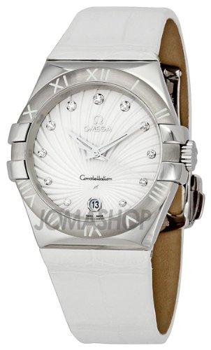 Omega Omega Sternbild Damen Watch 123.13.35.60.52.001
