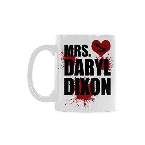 WECE 11 Unze Frau Daryl Dixon Kaffeetasse Teetasse