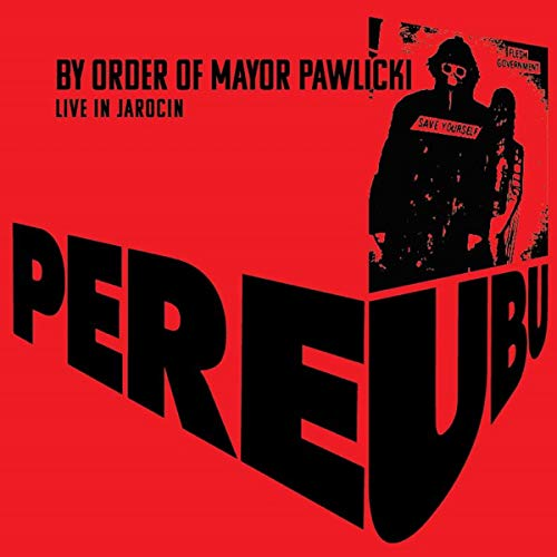 By Order of Mayor Pawlicki-Live (2cd Digipak)