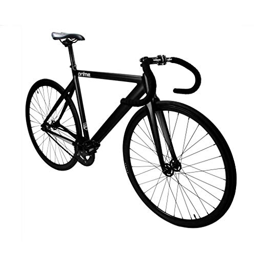 Amazing Deal Zycle Fix Bicycle Prime Series Fixed Gear Aluminum Track Bike by ZF Bikes (Matte Black,...