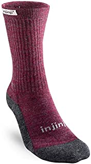 Injinji Women's Hiker Crew Socks