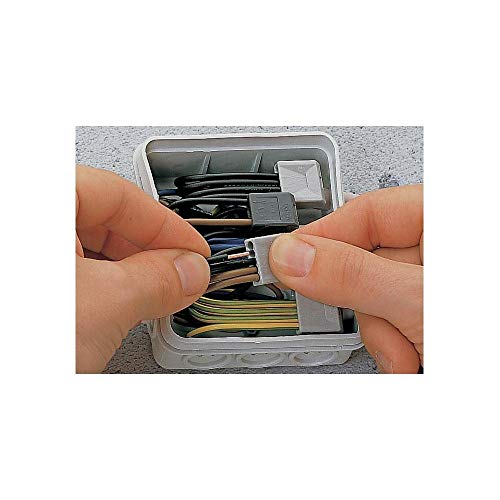 Wago 5-Leiter-Verbindungs-Dosenklemme 2,5 qmm, 273-255