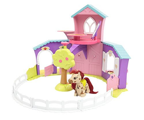 Giochi Preziosi - Pet Parade Pony Parade Playset Ranch con Pony Esclusivo e Accessori