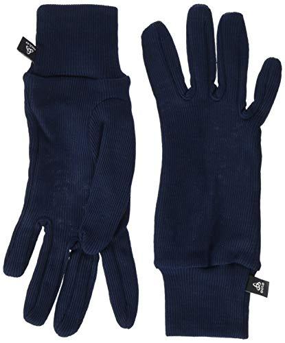 Odlo Kinder Gloves WARM Kids Handschuh, Navy New, 4XS