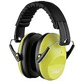 Lärmschutz Kopfhörer Kinder - Gehörschutz Kapselgehörschutz Schutzkopfhörer - Faltbar...