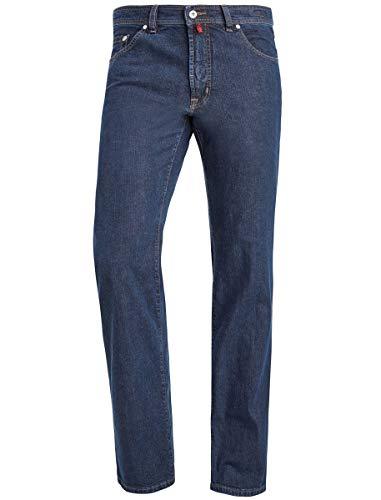 Pierre Cardin Dijon Herren Jeans Dark Denim Comfort Fit 3231-161 02*, Größen Pierre Cardin:W31/L32, Farbe:Used Washed