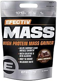Efectiv Mass 5.4Kg Double Chocolate