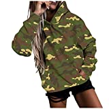 Women's Yoga Gym Crop Top Compression Workout Athletic Short/Long Sleeve Shirt Graphic Button up Shirts for Womens Butterfly Tops for Womens Floral Tops for Women(A1-Army Green,XL)