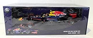 Red Bull Renault RB9, No.2, Red Bull racing, Infiniti, formula 1, GP Brasil, 2013, Model Car, Ready-made, Minichamps 1:18
