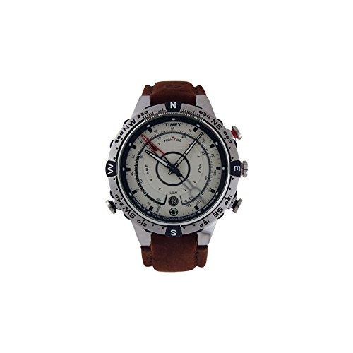 Timex - Reloj de Cuarzo para Hombre, Correa de Silicona