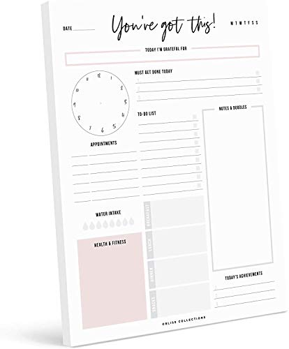 Bliss Collections Daily Planner