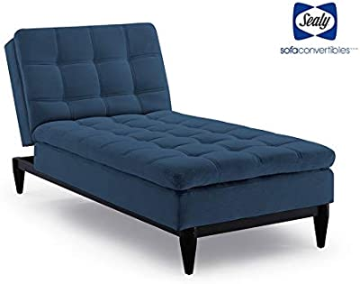 Amazon.com: Sealy Sofa Convertibles Montreal Chaise ...