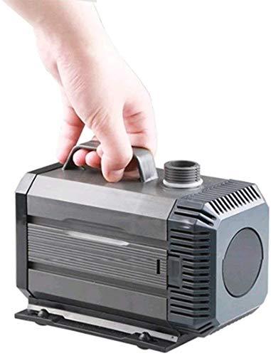 Tauchpumpe Fischtank Zirkulation Pumpe Ultra-Ruhige Pumpe Kleine Fischteichfilter Pumpe Home [Energieklasse A],24w